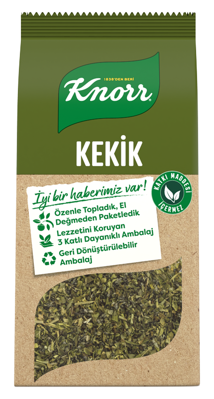 Knorr Kajun Baharatlı Patates Çeşnisi
