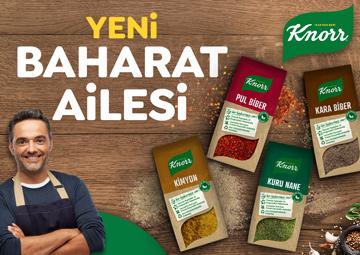 Knorr Baharatlar ile Ramazan Tarifleri