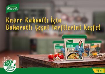Knorr Kahvaltı İçin Baharatlı Çeşni