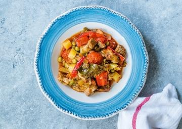Rengarenk Bir Yemek: Orman Kebabı Tarifi
