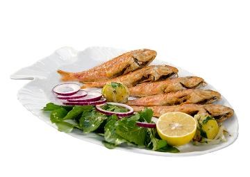 Barbun Balığı Tarifi (Kızartma)