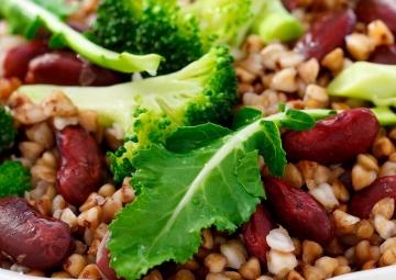Brokoli ve Kırmızı Fasulyeli: Yarma Pilavı Tarifi