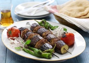 Çıtır Patlıcanlı Kebap