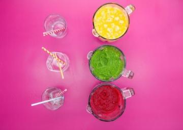 Bağışıklığınızı Güçlendirir: Detoks Sebze ve Meyve Suları