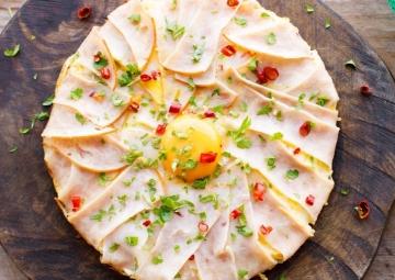 Hindi Jambonlu Omlet
