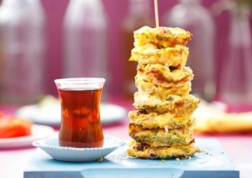 Muffin Kabında Omlet