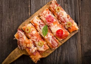 Pizza Çubukları