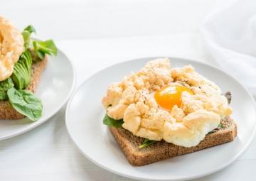 Puf Omlet