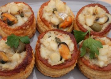 Sebzeli ve Dana Etli Talaş Böreği