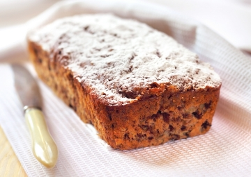 Sütlü Çaylı Kek