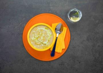 Diyet Menülerin Ferah Favorisi: Soğuk Kabak Çorbası Tarifi