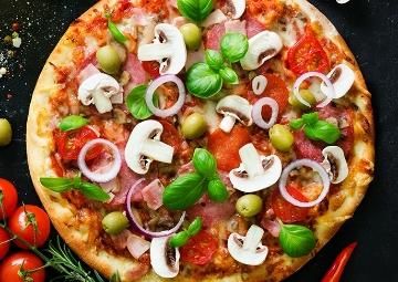 Dilimlik Lezzet: Tek Kişilik Pizza Tarifi