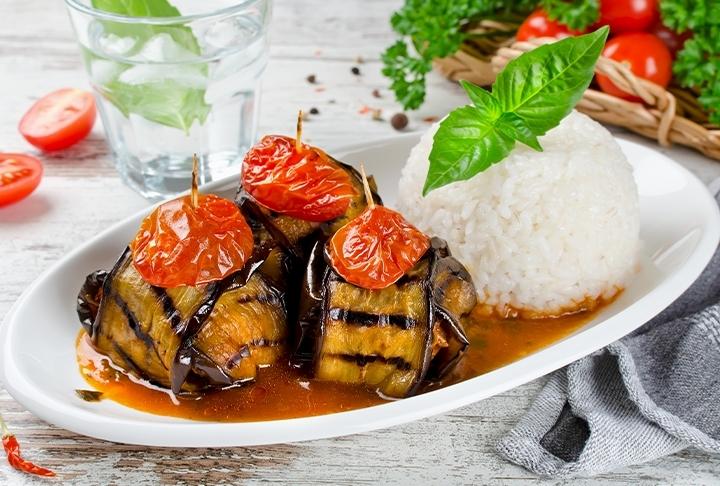 Köfteli Patlıcanlı İslim Kebabı Tarifi