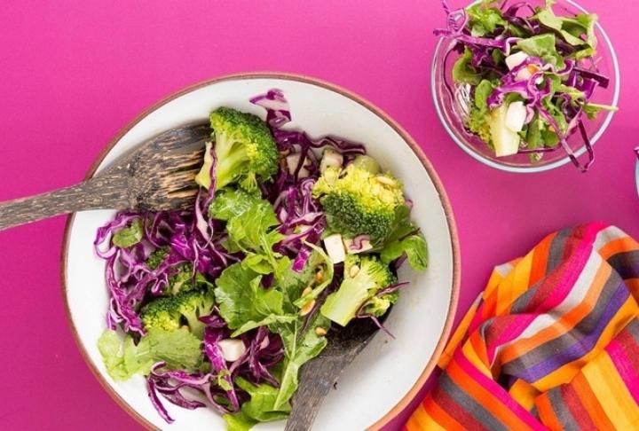 3 Farklı Pratik Kırmızı Lahana Salatası