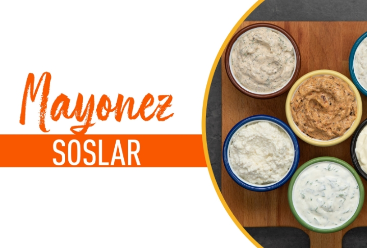 Mayonez Sos Tarifleri