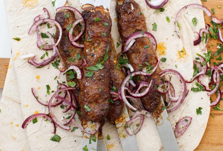 Reyhanlı Adana Kebabı
