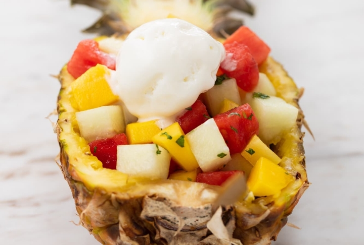 Ananas / Kavun Kup