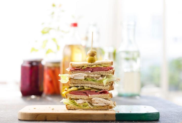 Club Sandviç