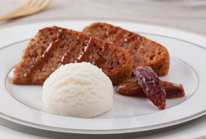 Esmer Şekerli Tarçınlı Kek