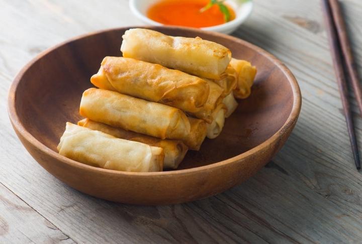 Fırında Çin Böreği