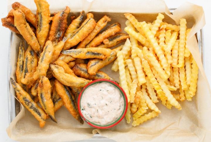 Hamsiden Fish & Chips