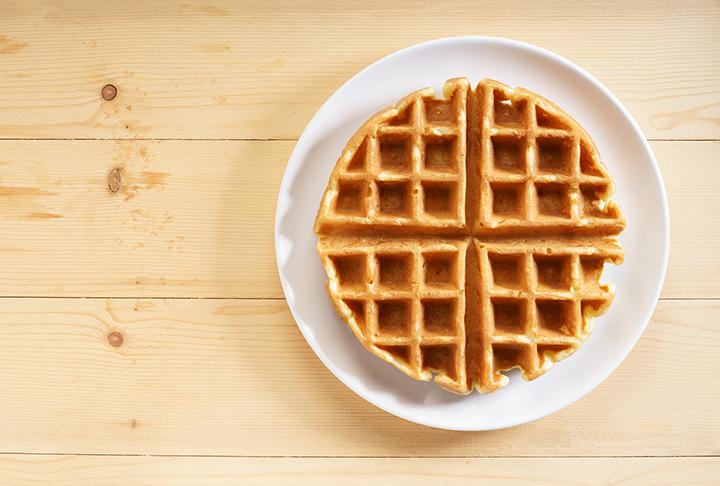 2 Kişilik Waffle Tarifi