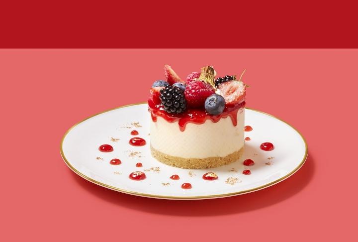 Dondurmalı Carte d'Or Cheesecake