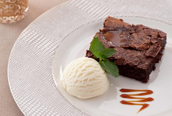 Karamelli Brownie