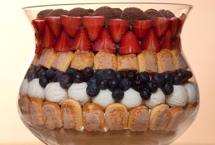 Katlı Yaz Pastası