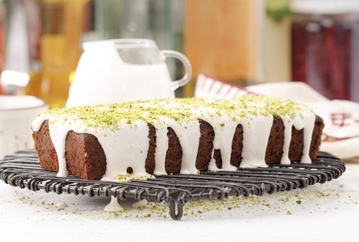 Pancarlı Kek (Red Velvet Cake)