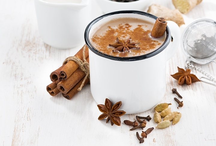 Lipton Earl Grey Chai Tea