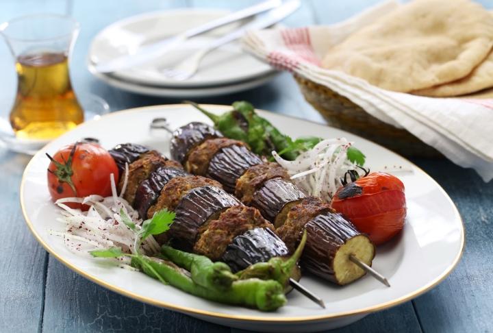 Patlıcanlı Tokat Kebabı