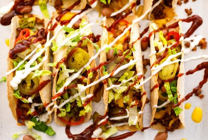 Sevilen Meksika lezzeti karşınızda: Taco's Tarifi