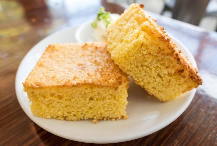 Tavada Mısır Ekmeği