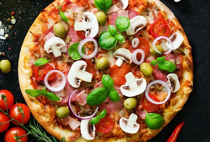 Tek Kişilik Pizza Tarifi