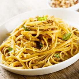 Ceviz Soslu Spaghetti