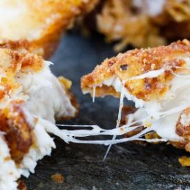 Çıtır Tavuk ve Mozzarella Stick