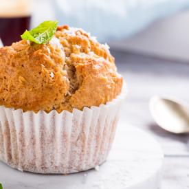 Tam Buğday Unlu Muffin
