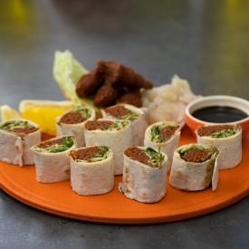 Yaratıcı ve Geleneksel: Sushi (Suşi) Çiğ Köfte Tarifi