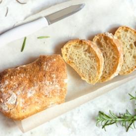 Biberiyeli ve Kekikli Ekmek