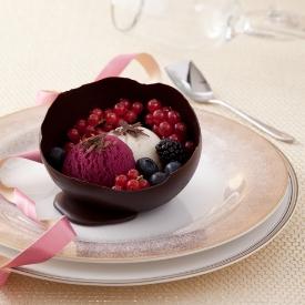 Çikolata Balonunda Dondurma Kup