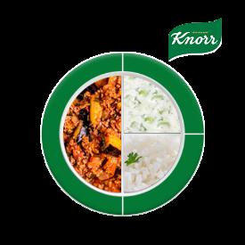 Knorr ile Besleyici Ramazan Tabakları: Musakka, Pilav, Cacık