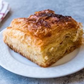 Adı Börek Kendisi Tatlı: Laz Böreği Tarifi