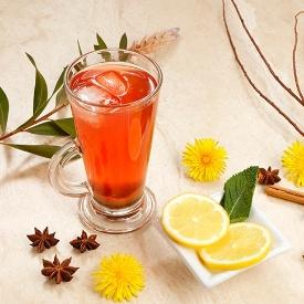 Soğuk Lipton Kuşburnu Meyve Çayı