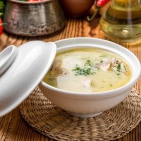 Pratik Vitamin Deposu: Lokanta Usulü Tavuk Çorbası Tarifi