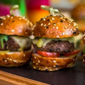 Mini Hamburgerler