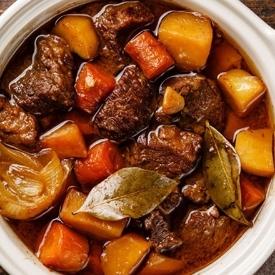 Patatesli Biftek