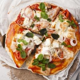 Evde Pizza Hamuru
