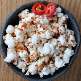 Acılı Popcorn