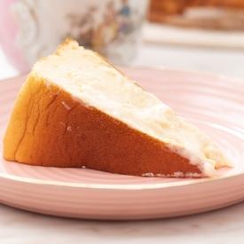 Bask Usulü Yanık Cheesecake